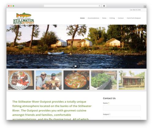 WordPress theme Enfold - stillwaterriveroutpost.com