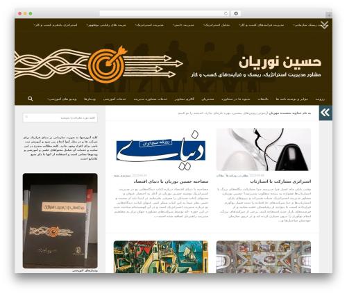 Free WordPress Companion Sitemap Generator plugin - hosseinnourian.com