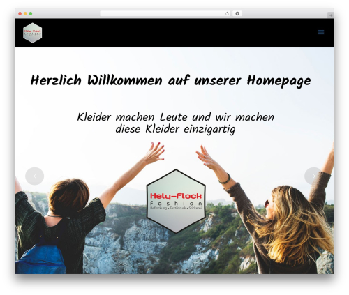 Betheme theme WordPress - hely.de