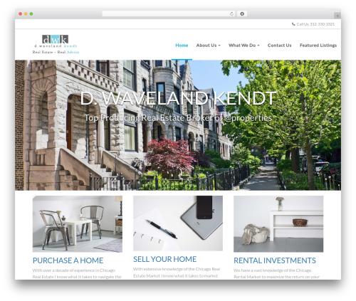 IDX Themes Modern WordPress real estate by IDX Themes