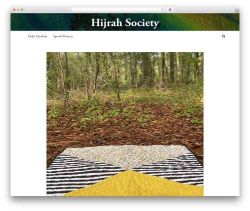 Marketers Delight WP template - hijrahsociety.org