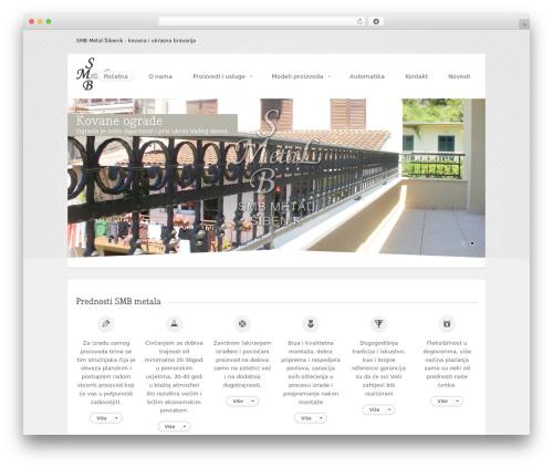 Free WordPress WP Simple Galleries plugin - smb-metal.hr