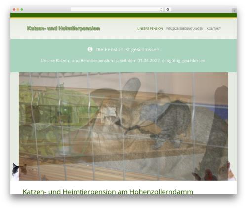 Theme WordPress Beaver Builder Theme - katzenpension-hohenzollerndamm.de