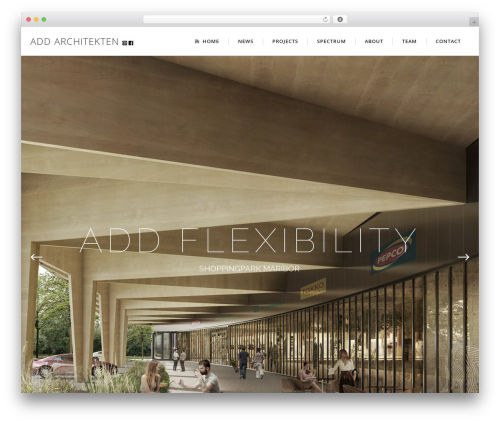 ADD-Theme URI: http://sos-pc.at: Theme for ADD-Architekten ZT GMBH Theme template WordPress - add-architekten.at