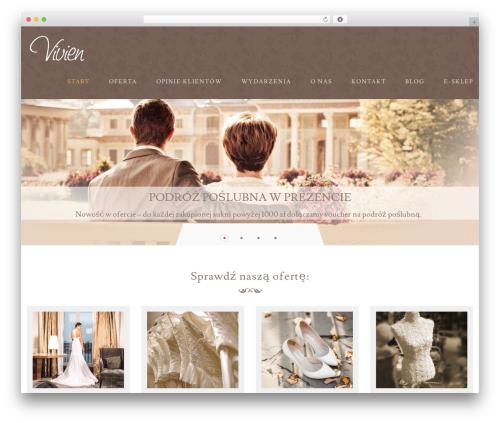 Klasik WP template - salon-vivien.pl