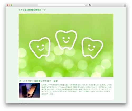 MxS WordPress template - ysyledu.net