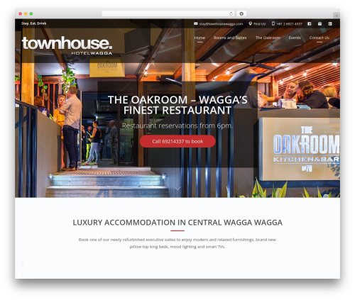 WordPress masterslider plugin - townhousewagga.com