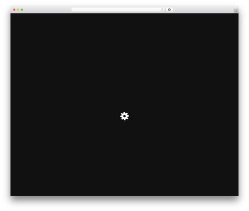 Brightster WordPress website template - thinkthrough.nl