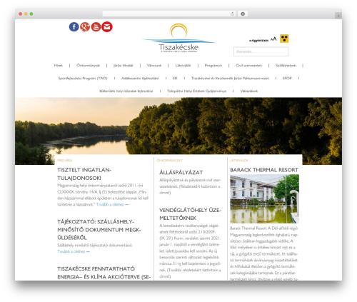 Template WordPress Catch Flames Pro - tiszakecske.hu