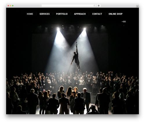 Theme WordPress Aalto - toleranca.eu