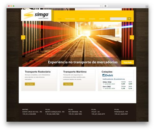 WordPress Theme 1384 theme WordPress - simgo.net