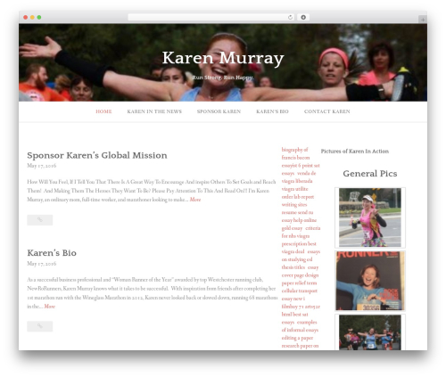 WP template Gateway - WordPress.com - murrayinahurry.org
