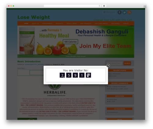 D5 Socialia WordPress theme download - loseweight7777.com
