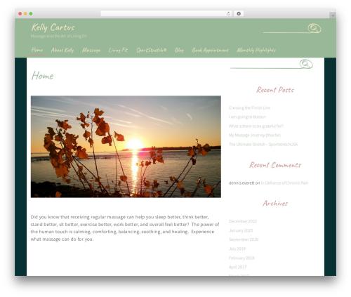 Handdrawn-lite free WordPress theme - kellycartus.com