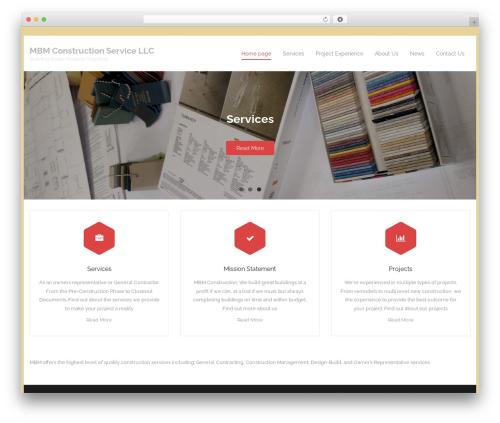 Harest WordPress theme free download - mbmcs.net