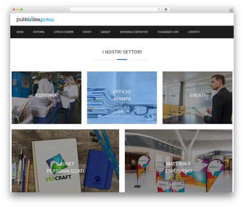 WordPress megamenu-pro plugin - pubblideapress.it