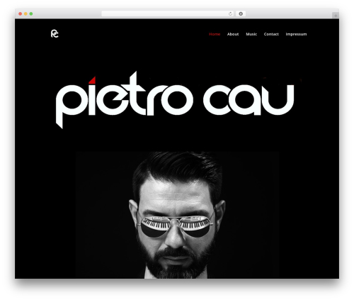 DI Basis 2.7.3 theme WordPress - pietrocau.de