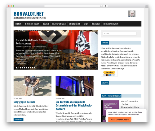 mh-newsdesk-lite Child Theme: bonvalot WordPress magazine theme - bonvalot.net