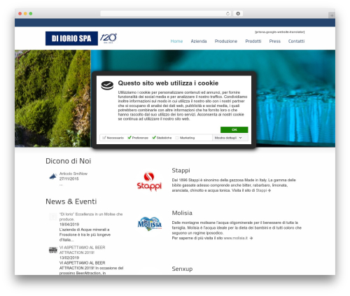 Striking MultiFlex & Ecommerce Responsive WordPress Theme best WooCommerce theme - diioriospa.it