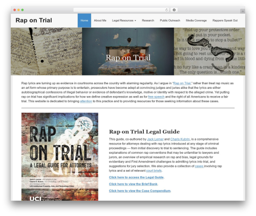 The Modern Law Firm WordPress template for business - endrapontrial.org