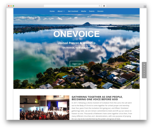 WordPress megamenu-pro plugin - onevoice.life