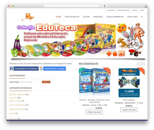 WordPress vibe-course-module plugin - eduteca.ro