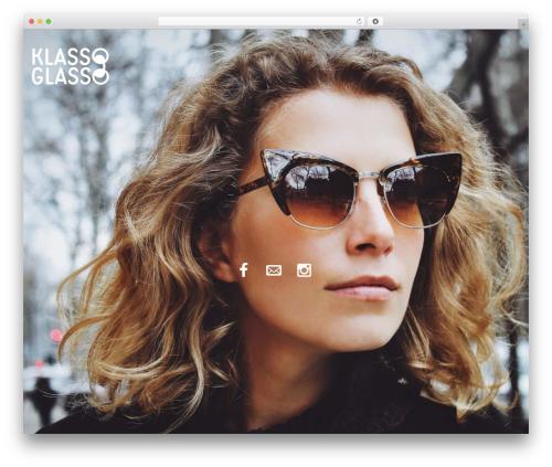 Brama best WooCommerce theme - klass.glass