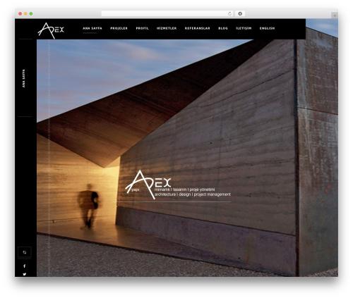 monolit WordPress theme - apexyapi.com.tr
