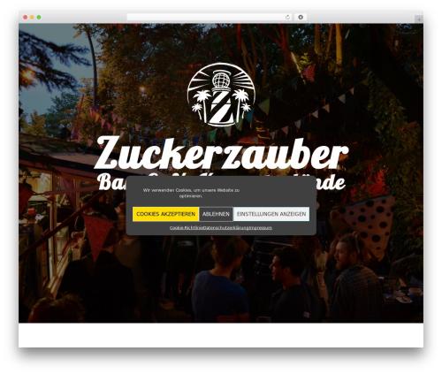 ResponsiveBoat template WordPress free - zuckerzauber.info