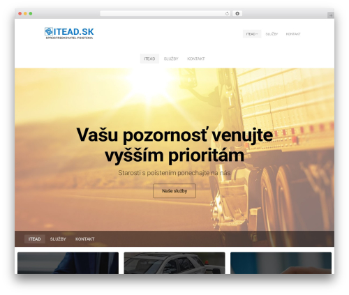 WordPress pl-section-sitemap-footer plugin - itead.sk