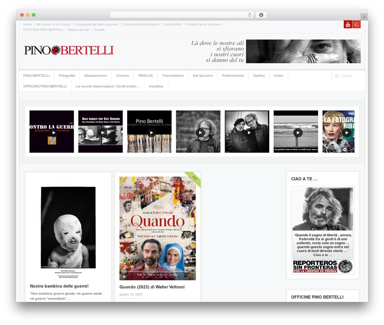 Accord - Responsive WordPress Blog Theme WordPress blog theme - pinobertelli.it