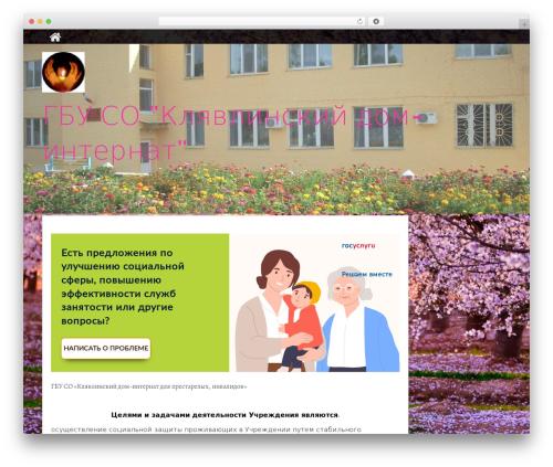 Layout Builder WordPress template free download - pansionklv.ru
