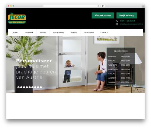 SKT Cutsnstyle Pro WordPress theme - jecorvakbouwmarkt.nl