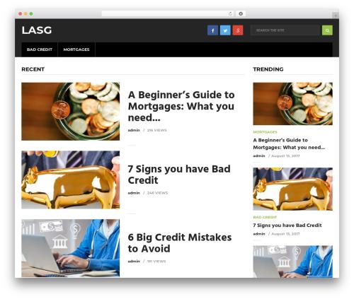Cool by MyThemeShop best WooCommerce theme - lasg.org.uk