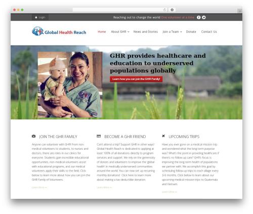 Flawless theme WordPress - ghrus.org