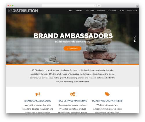 Theme WordPress Osmosis - ksdistribution.co.uk