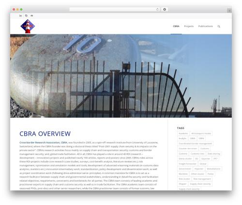 Free WordPress Yada Wiki plugin - cross-border.org