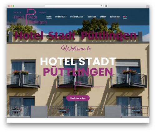 WP template The7 - hotelstadtpuettlingen.de