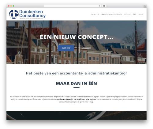 Perth top WordPress theme - duinkerkenconsultancy.nl