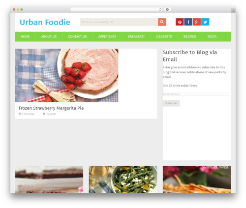 SociallyViral by MyThemeShop best WooCommerce theme - urbanfoodie.xyz