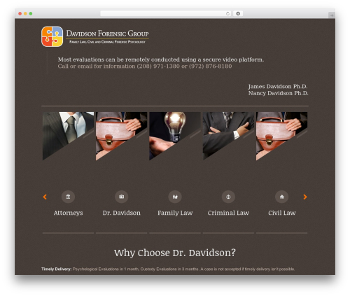 Themis - Law Lawyer Business WordPress Theme Child WordPress theme - jamesdavidson.net
