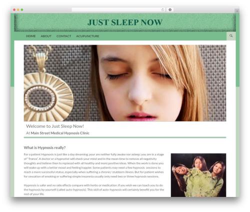 Free WordPress Vertical and Horizontal Tree plugin - justsleepnow.net