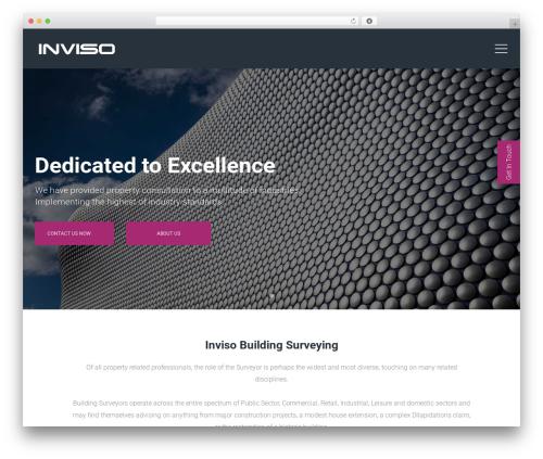 Best WordPress theme Wizelaw - invisosurveying.co.uk