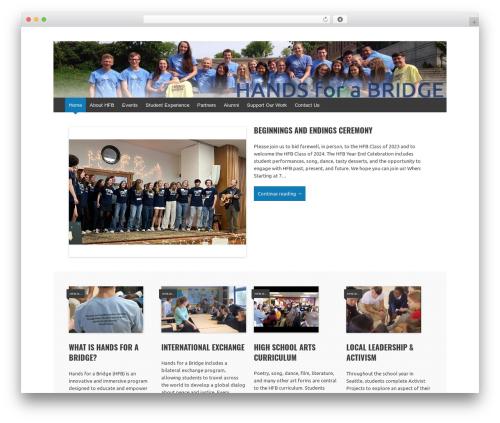 Expound - WordPress.com WordPress theme - handsforabridge.org