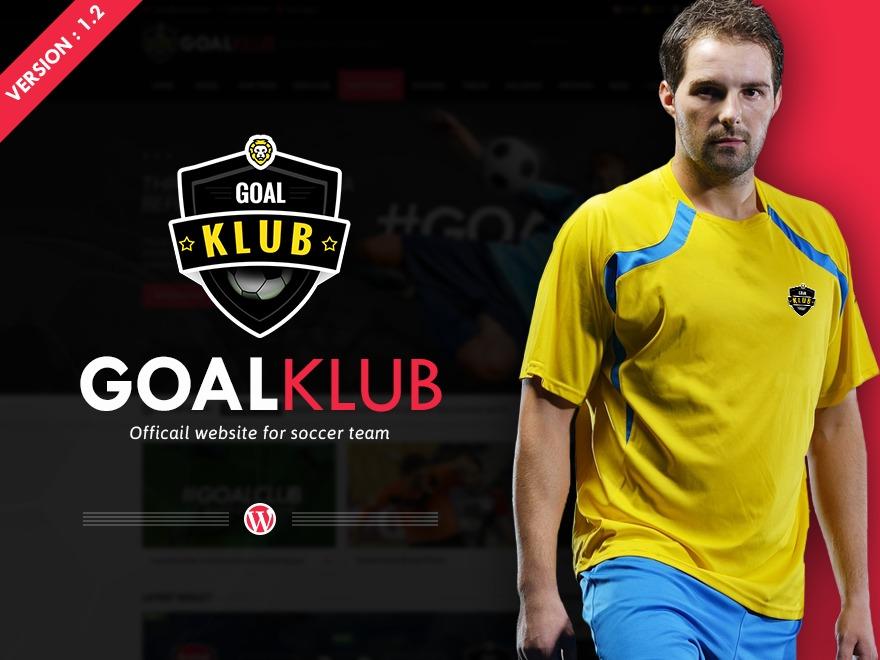 WP theme GoalKlub Child