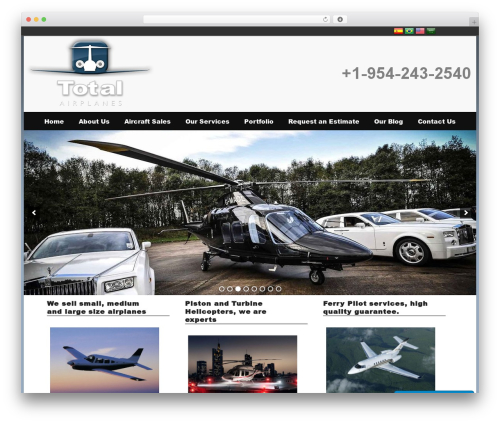 Aspen WP template - totalairplanes.com