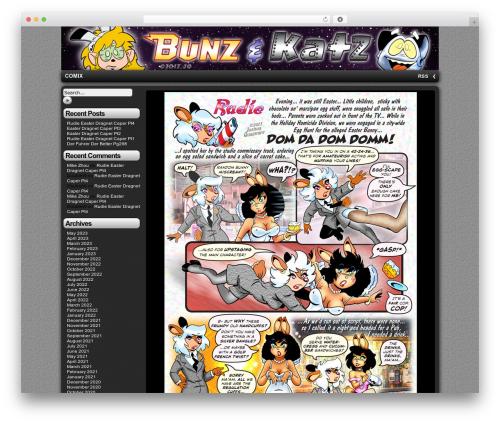 ComicPress WordPress theme free download - totaldoom.com