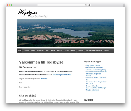 Responsive WordPress theme free download - tegsby.se
