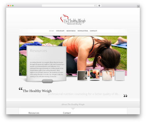 Free WordPress constant contact plugin - thehealthyweighonline.com