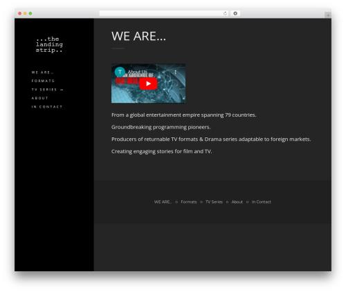 WordPress wpseo-video plugin - thelandingstrip.tv